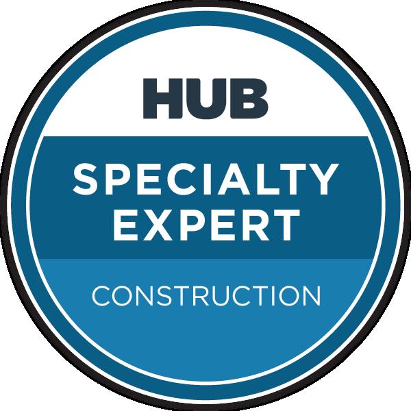 HUB Specialty Expert - Construction