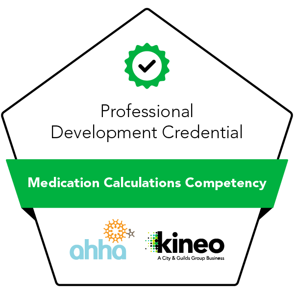 Medication Calculation Competency