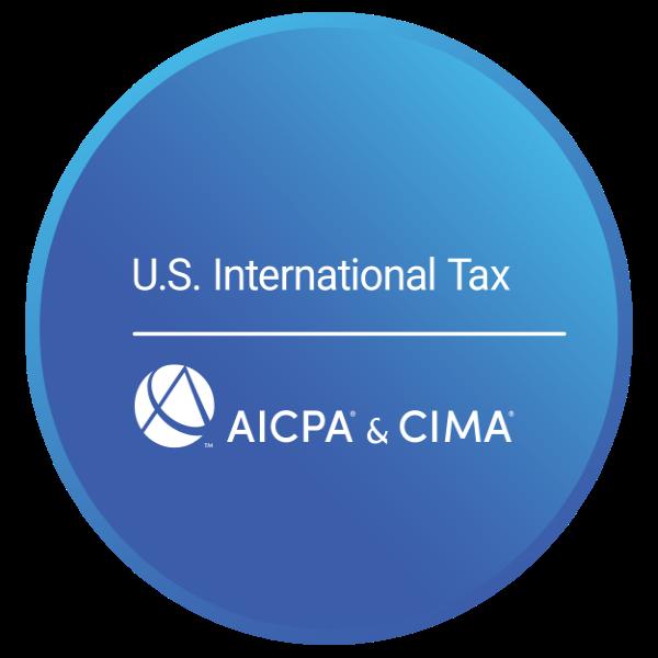 U.S. International Tax Certificate