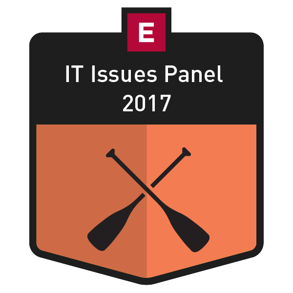 IT Issues Panel 2017