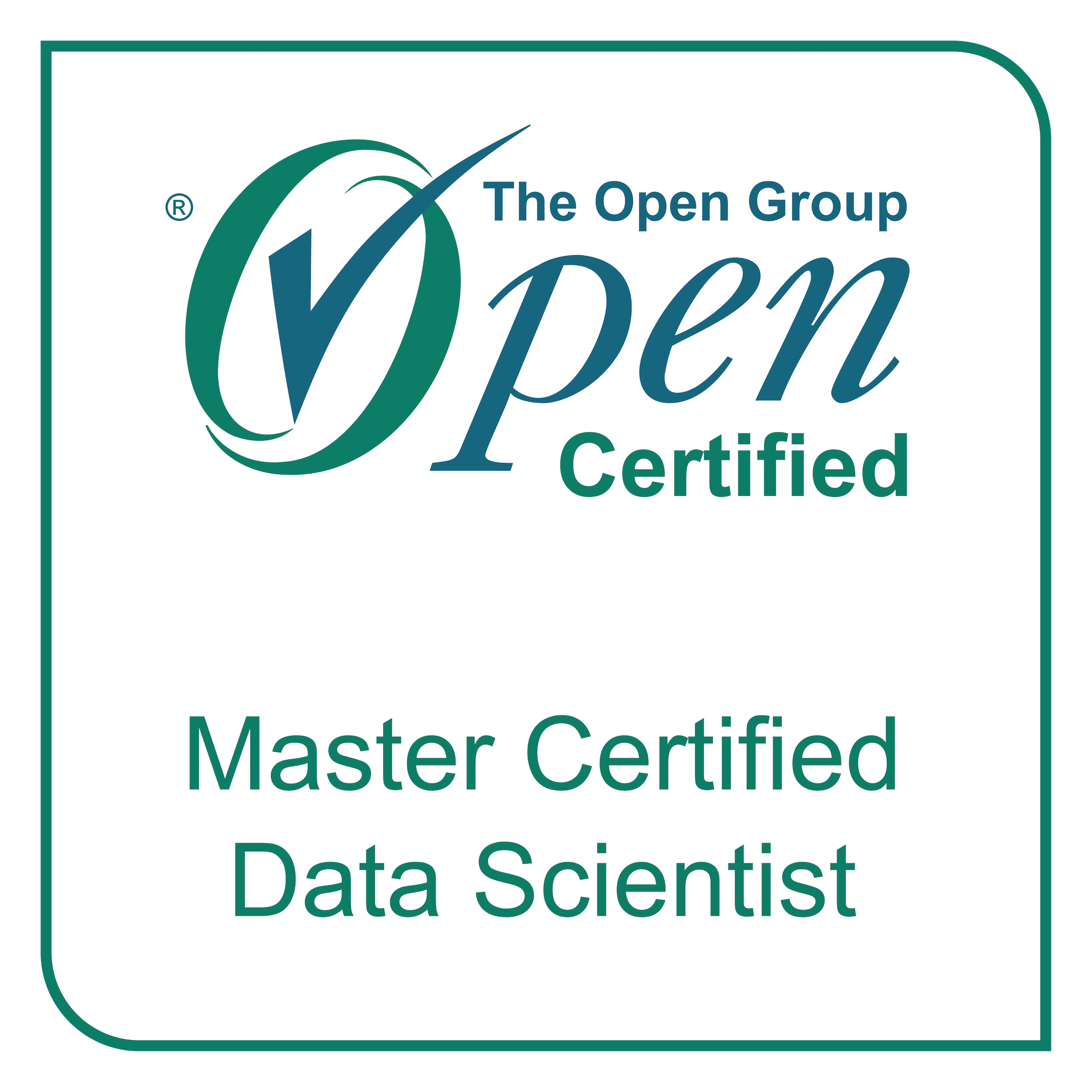 Professional Certification: Level 2 - Master Certified Data Scientist