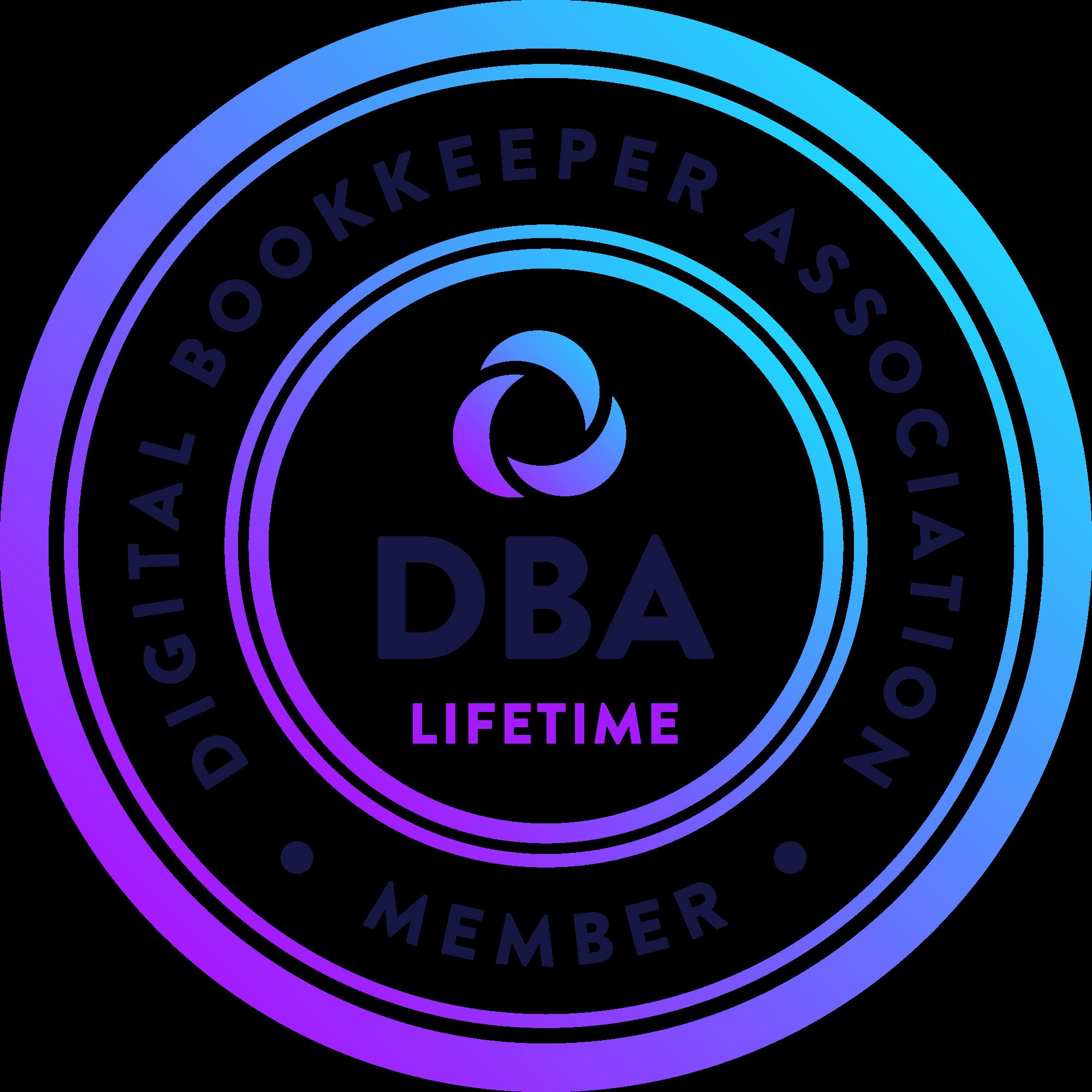 Digital Bookkeeper Association Lifetime Member