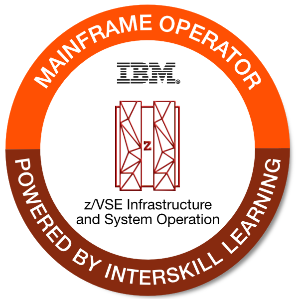 Interskill - z/VSE Infrastructure and System Operation