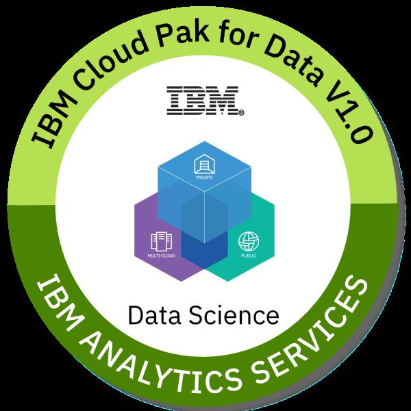 IBM Cloud Pak for Data V1.0 Data Science