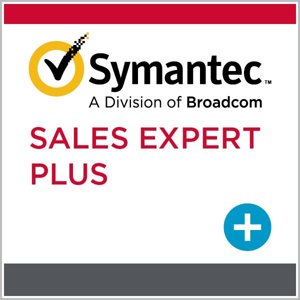 Symantec™ Sales Expert Plus (SSE+) Symantec Information Centric Security Module 15.0