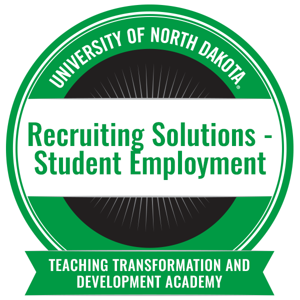 Recruiting Solutions Training for Student Employment