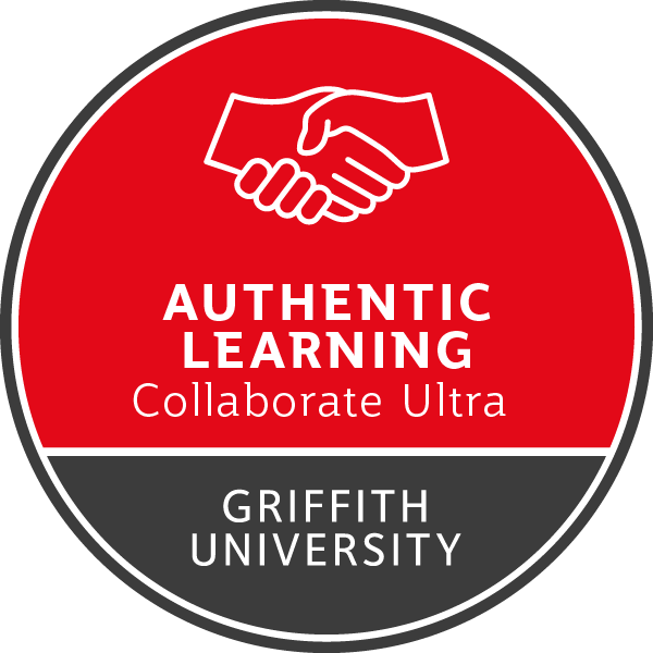 Authentic Learning – Collaborate Ultra