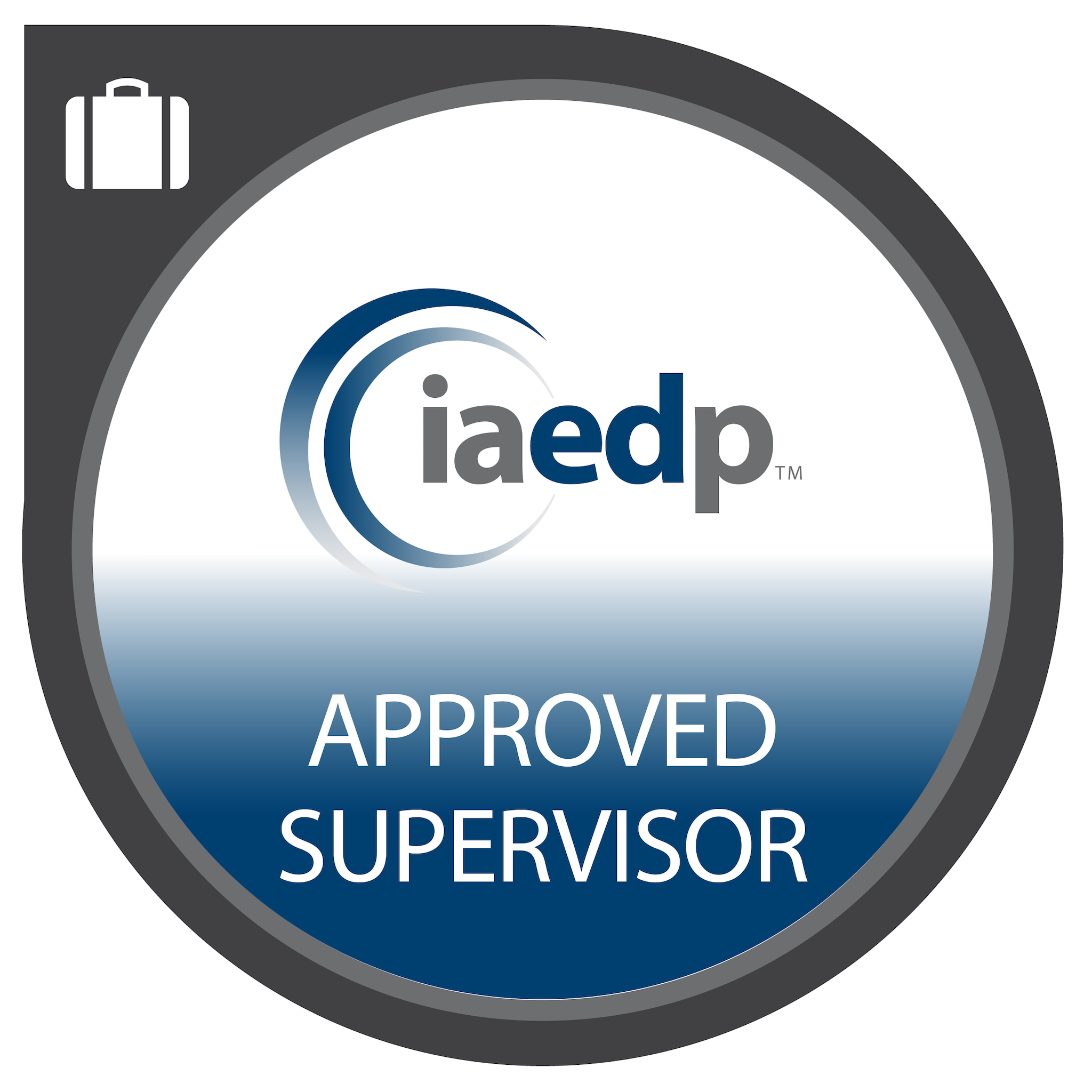iaedp-Approved Supervisor