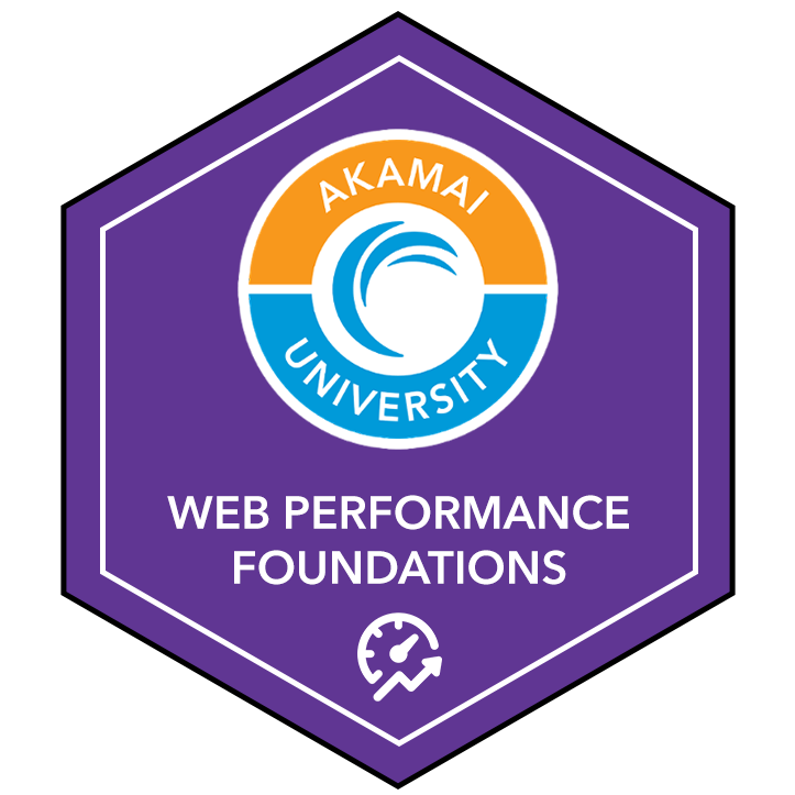 Akamai Web Performance Foundations