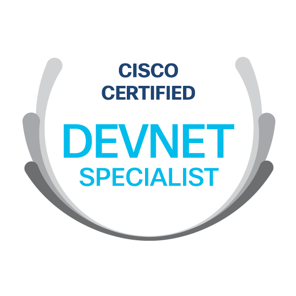 Cisco Certified DevNet Specialist - Enterprise Automation and Programmability