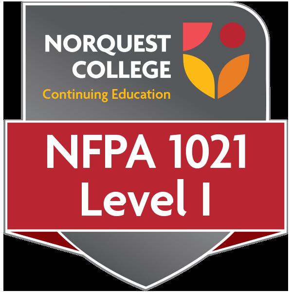 NFPA 1021 Level I