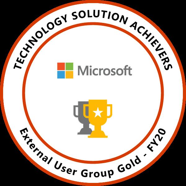 External User Group Gold