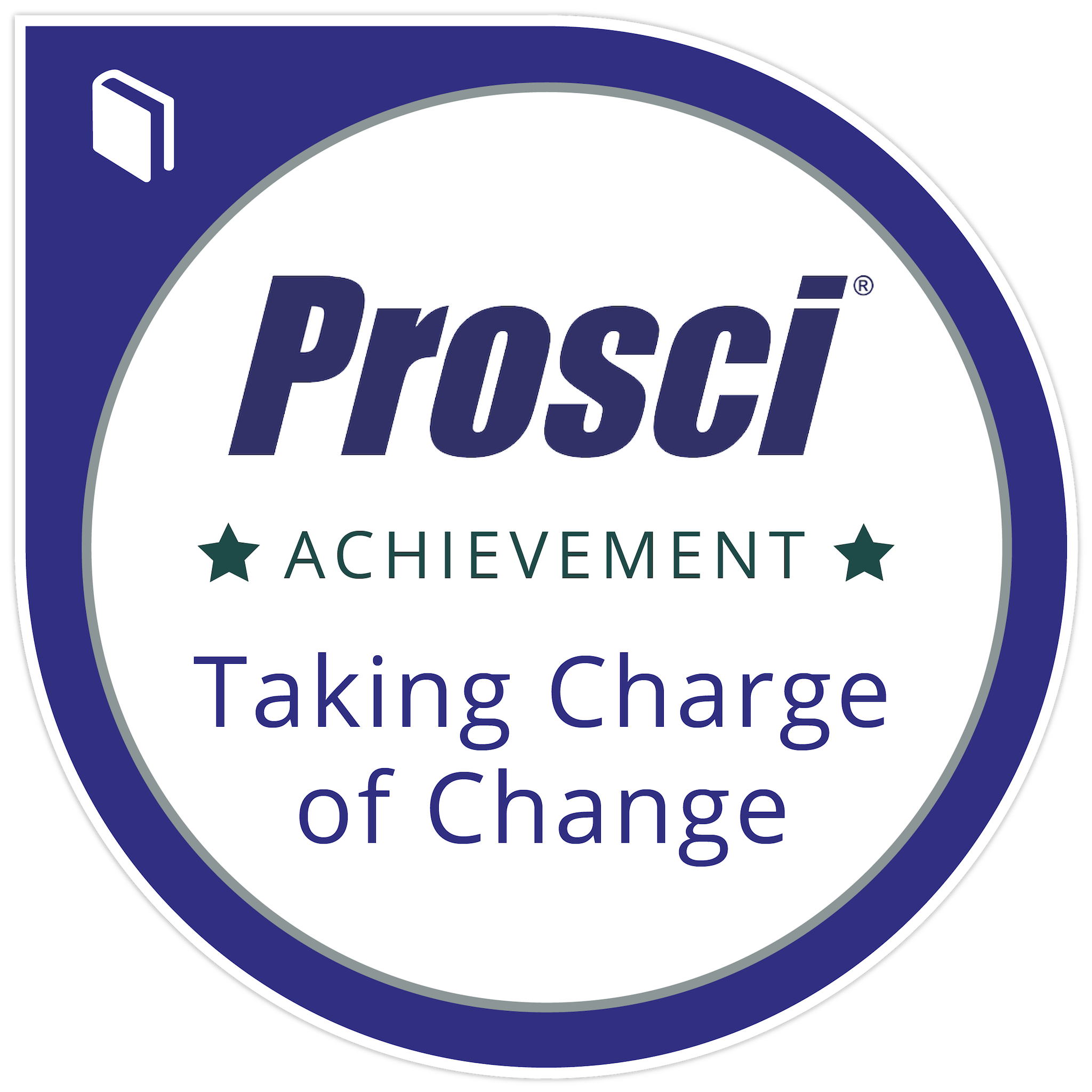 Prosci® Taking Charge of Change