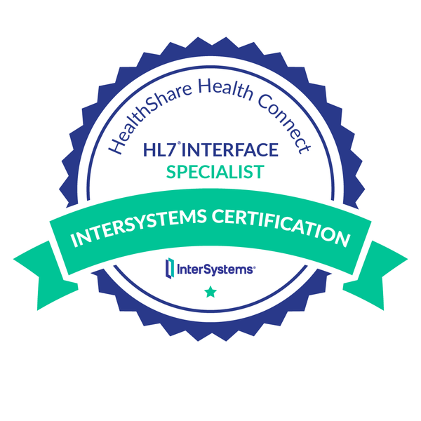 HealthShare Health Connect HL7 Interface Specialist