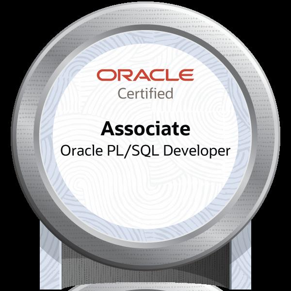Oracle PL/SQL Developer Certified Associate