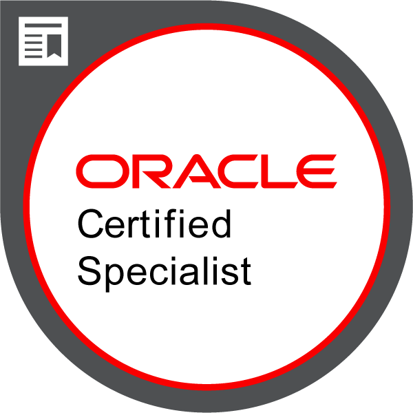 Oracle Application Development Framework 12c Certified Implementation Specialist
