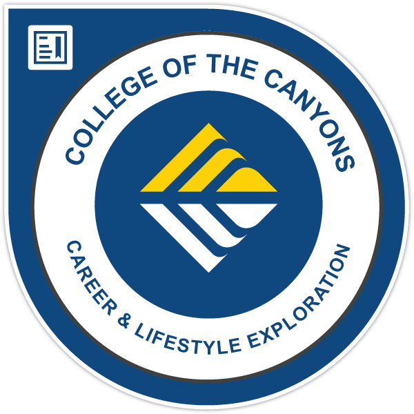 Career and Lifestyle Exploration Certificate