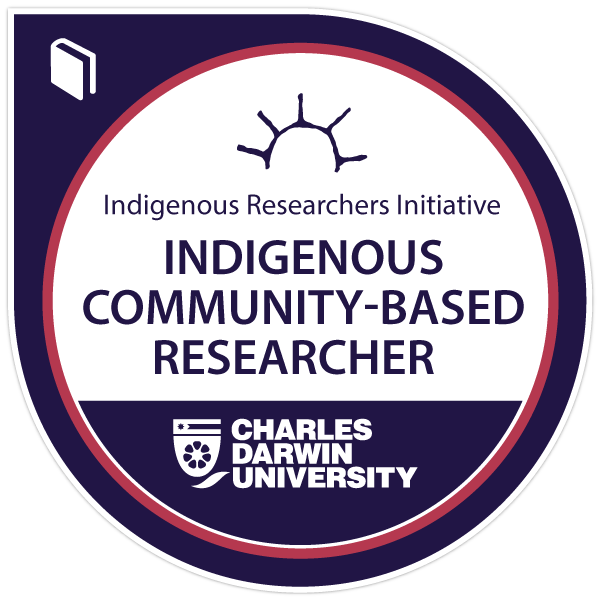 Indigenous Community-based Researcher