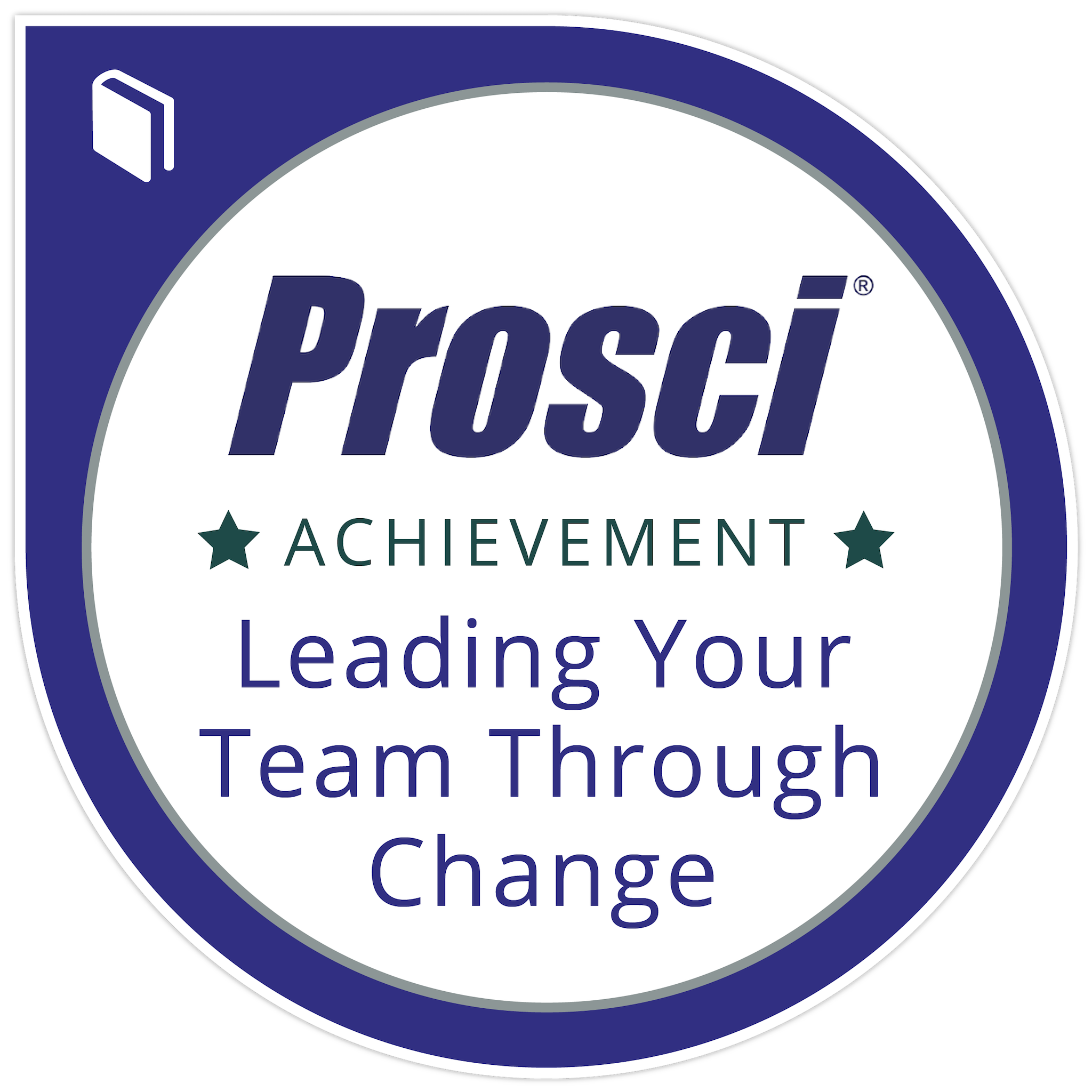 Prosci® Leading Your Team Through Change