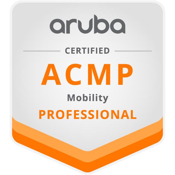 Aruba Certified Mobility Professional (ACMP)
