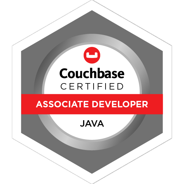 Couchbase Certified Associate Java Developer
