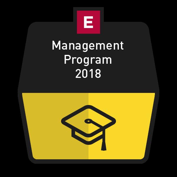 Management Program 2018