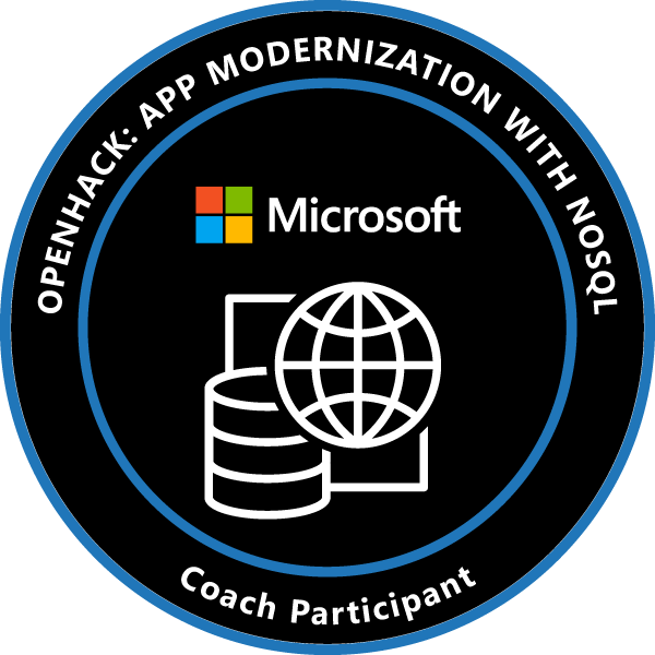 OpenHack: App Modernization with NoSQL Coach