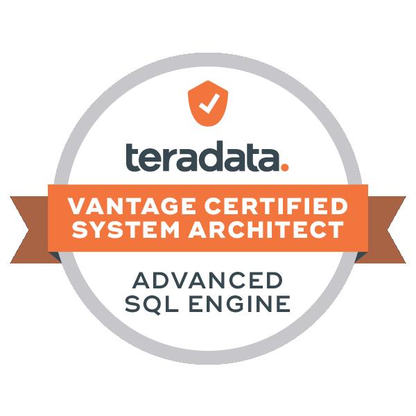 Vantage Certified System Architect