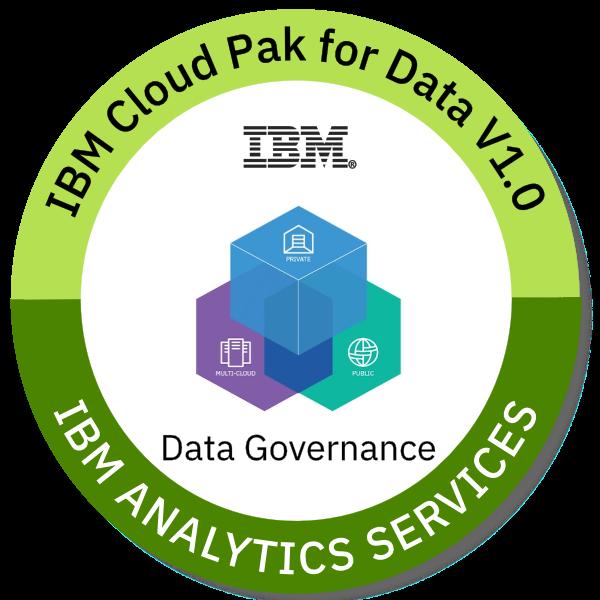 IBM Cloud Pak for Data V1.0 Data Governance