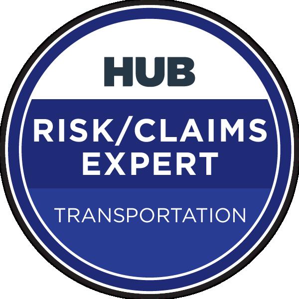HUB Specialty Risk/Claims Expert in Transportation