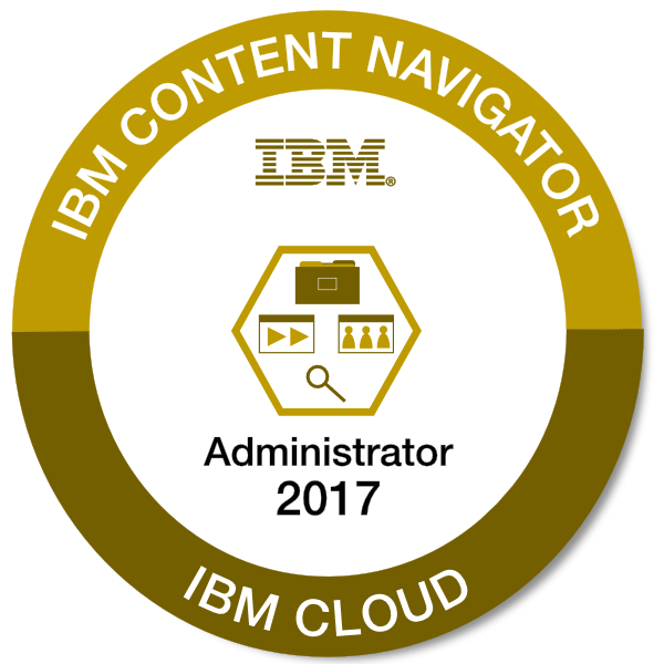 IBM Content Navigator - Administrator - 2017