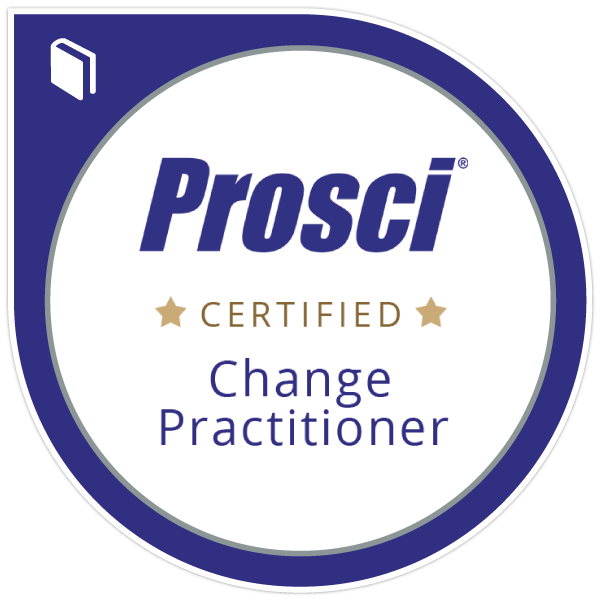 Prosci® Certified Change Practitioner - Delivered by Nexum Group