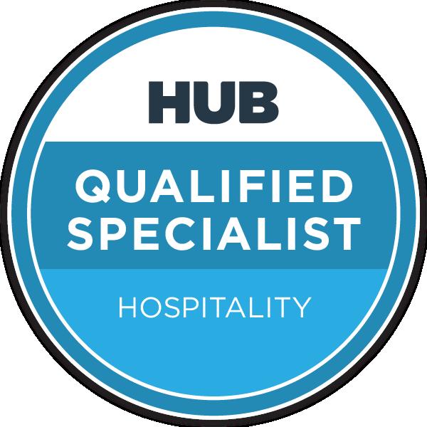 HUB Qualified Specialist - Hospitality