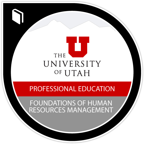 Professional Education - Foundations of Human Resources Management ONLINE