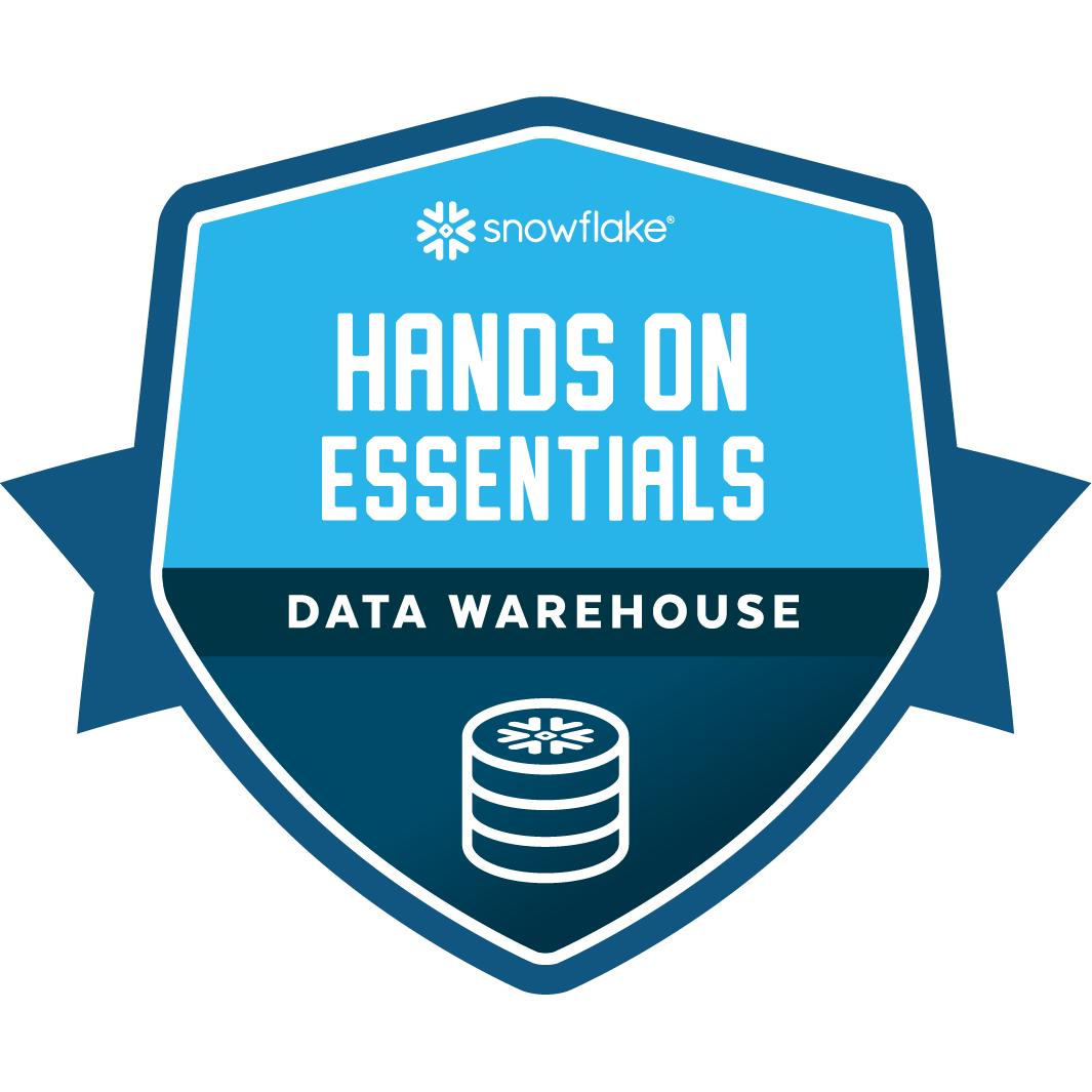 Hands On Essentials - Data Warehouse