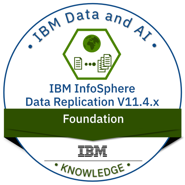 IBM Infosphere Data Replication V11.4.x Foundation