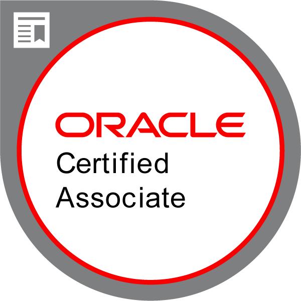 Oracle Certified Associate, Java SE 7 Programmer