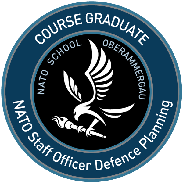 N5-36 NATO Staff Officer Defense Planning Course - Acclaim