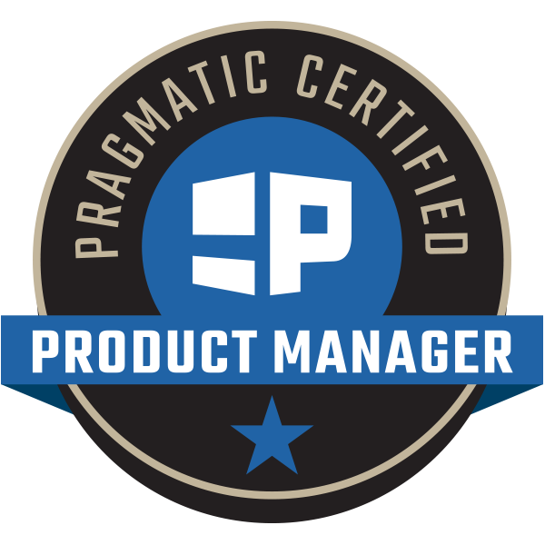 Pragmatic Certified Product Manager
