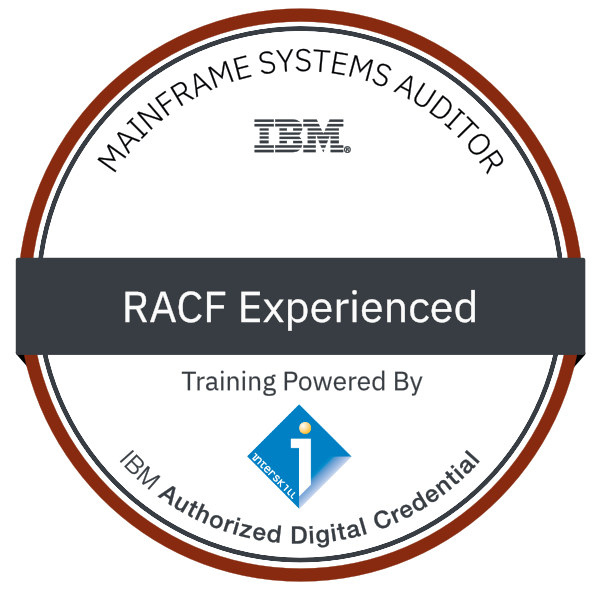 Interskill - Mainframe Systems Auditor – RACF – Experienced