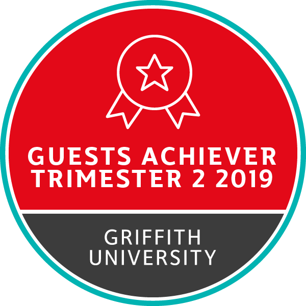 GUESTS Achiever Trimester 2 2019