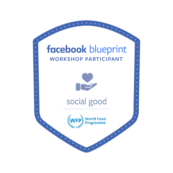 Facebook Blueprint World Food Programme Acclaim