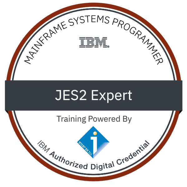 Interskill - Mainframe Systems Programmer – JES2 Expert
