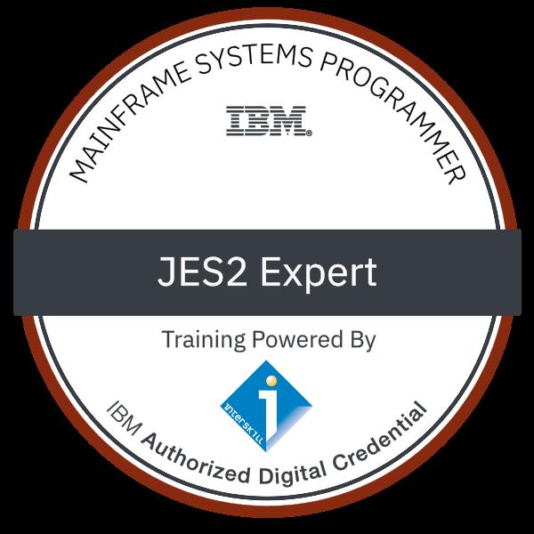 Interskill - Mainframe Systems Programmer – JES2 Expert
