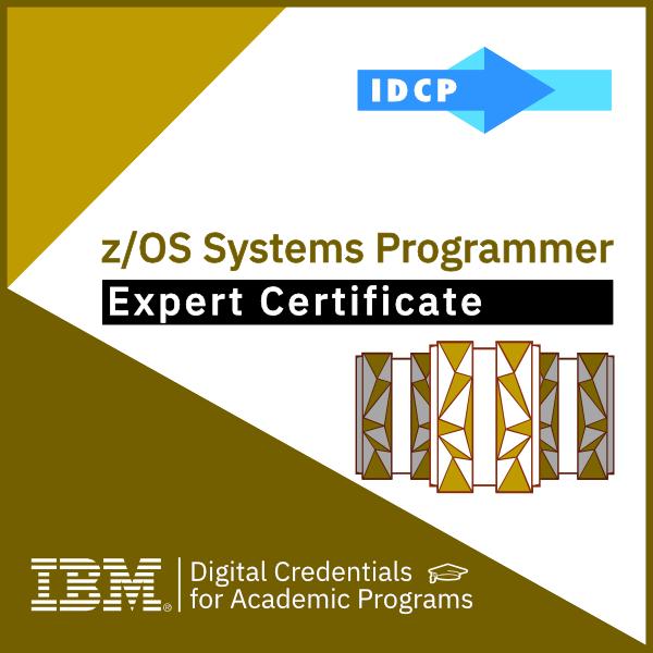 Marist College (IDCP) - z/OS Expert Systems Programmer
