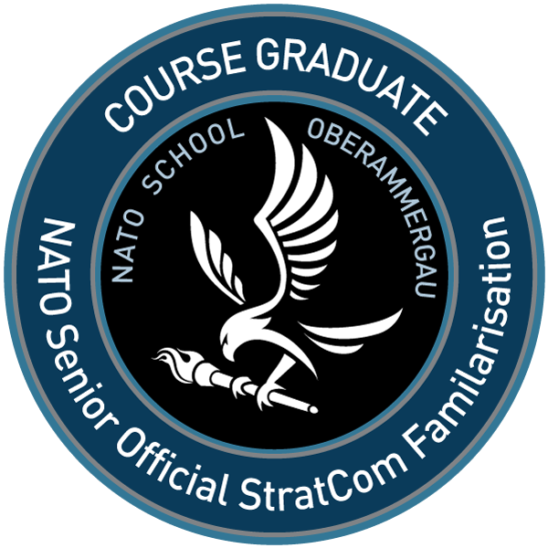N5-125 NATO Senior Official Strategic Communications Familiarisation Course