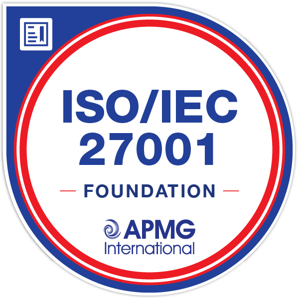 ISO/IEC 27001 Foundation