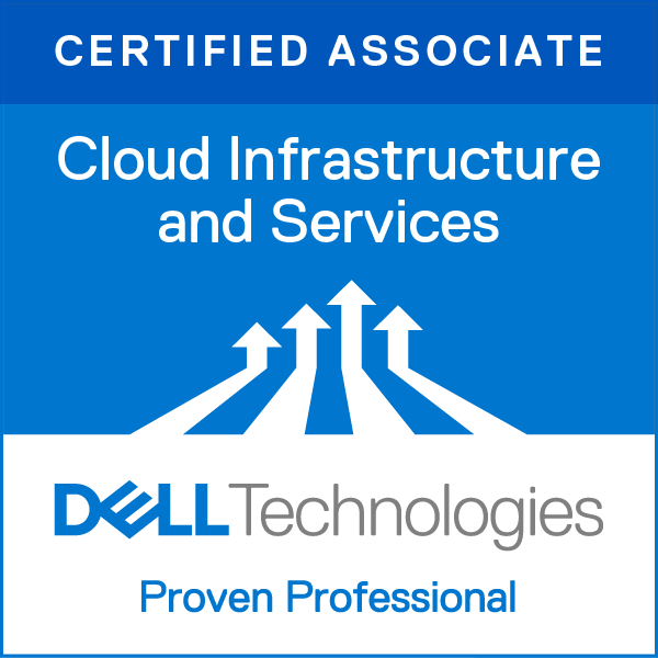 Associate - Cloud Infrastructure and Services Version 3.0