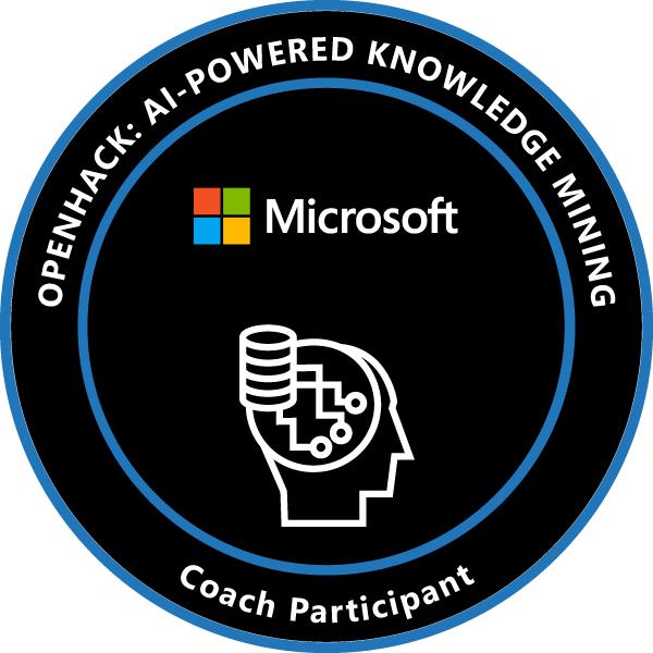 OpenHack: AI-Powered Knowledge Mining Coach