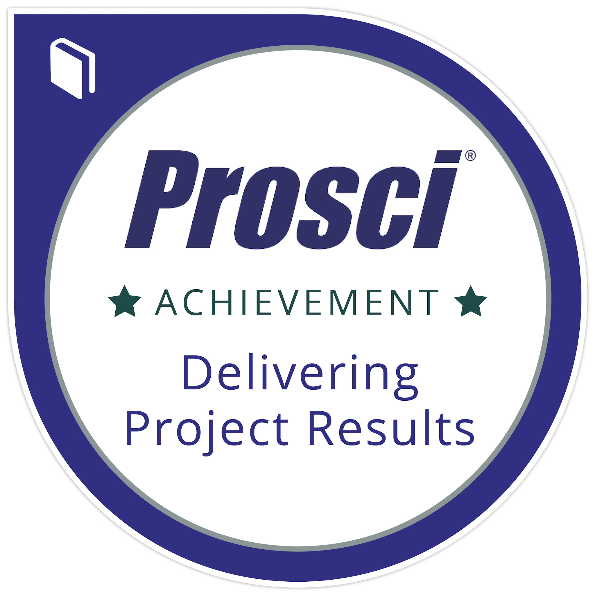 Prosci® Delivering Project Results